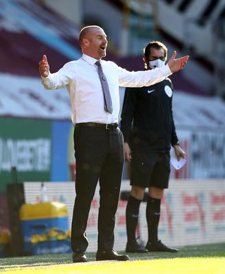 Reduced options are a frustration for Sean Dyche (PA)