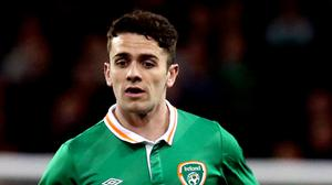 Ireland's Robbie Brady became Burnley's record signing