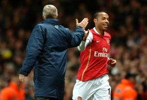 Thierry Henry feels 'sad' for Arsene Wenger