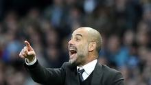 Manchester City manager Pep Guardiola believes clubs could be restricted in terms of signings post-Brexit