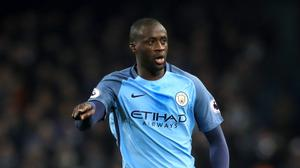 Yaya Toure could leave Manchester City on a free transfer at the end of the season