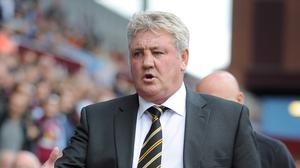 Steve Bruce expects Hull's name to eventually change