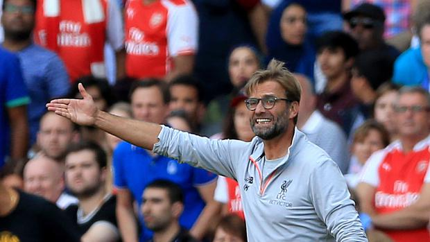 Liverpool manager Jurgen Klopp has not been fooled by their season-opening win at Arsenal.