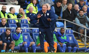 Neil Warnock's Cardiff side are finally up and running in the Premier League (Simon Galloway/PA)