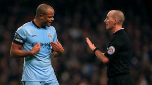 Vincent Kompany insists Manchester City are still in the title race