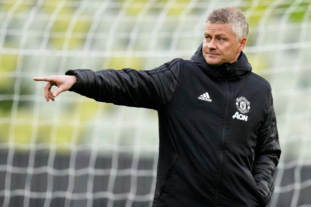 Ole Gunnar Solskjaer has already achieved the minimum requirements with Manchester United this season