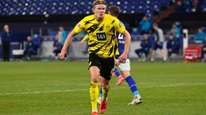 Ole Gunnar Solskjaer is still hopeful of signing Erling Haaland of Borussia Dortmund. Photo: Lars Baron/Getty Images)