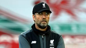 Liverpool manager Jurgen Klopp is happy with his squad and will not be making huge transfer acquisitions (Shaun Botterill/NMC Pool)