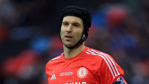 Petr Cech made nearly 500 appearances during his time at Chelsea