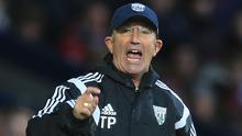 Tony Pulis has warned West Brom that their safety cannot be taken for granted