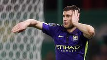 England midfielder James Milner is leaving Manchester City for Liverpool