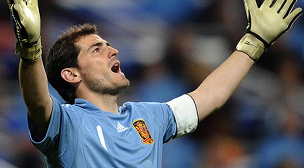 1. Manuel Neuer 2. Iker Casillas 3. Gianluigi Buffon 4. Victor Valdes 5. Petr Cech Despite Neuer taken top spot following his tremendous year with Bayern Munich, it is the selection of Casillas in second that will have goalkeepers worldwide scratching their heads. Casillas, despite his years of performing at the top of the game, made just 14 appearances in 2013 for club and country, with just three coming in the league. Bemusing is an understatement.
