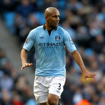 Maicon is on his way out of Manchester City