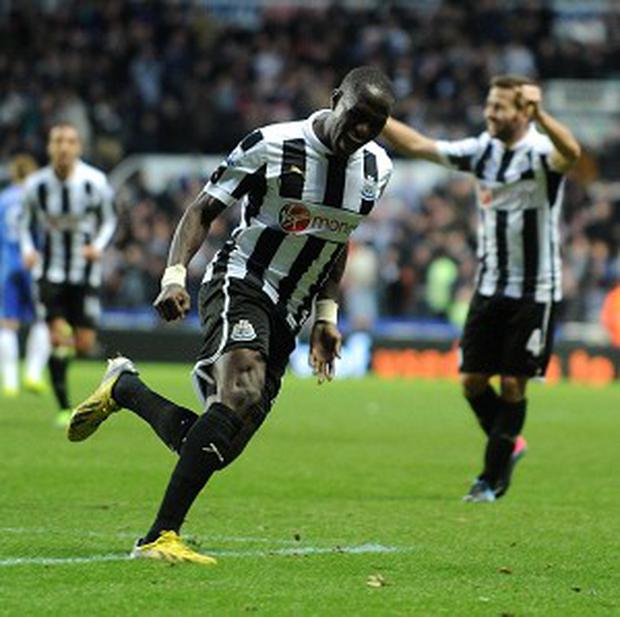 Moussa Sissoko has made an impression at Newcastle since his arrival from France