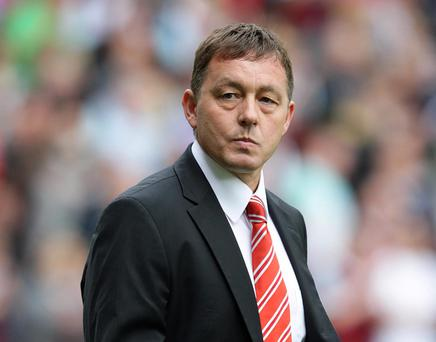 Billy Davies will not become Blackpool's new manager