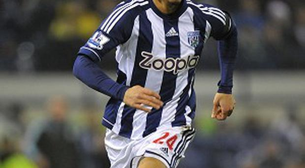Peter Odemwingie is a target for Crystal Palace