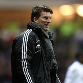 Michael Laudrup is in no rush to pen a new deal at Swansea