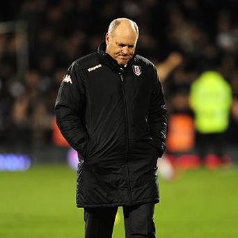 Martin Jol doesn't want to leave it too late to secure top-flight status