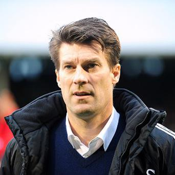 Michael Laudrup, pictured, played with Morten Wieghorst for Denmark