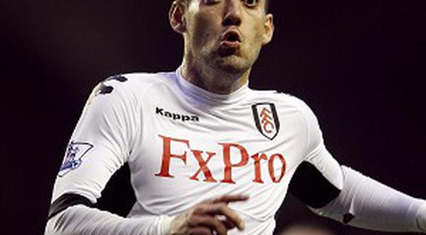 Clint Dempsey was an influential figure at Fulham before his move to Tottenham