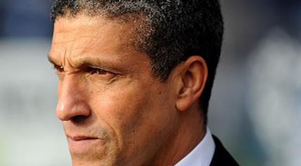 Chris Hughton knows that Norwich need to be more clinical
