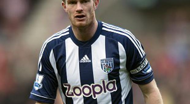 Chris Brunt believes West Brom can finish the season strongly