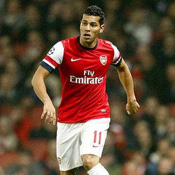 Gremio have signed Andre Santos on loan until the summer