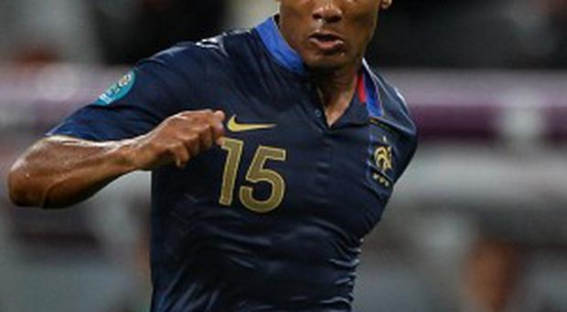 Florent Malouda has spent the season training with the under-21 team at Chelsea