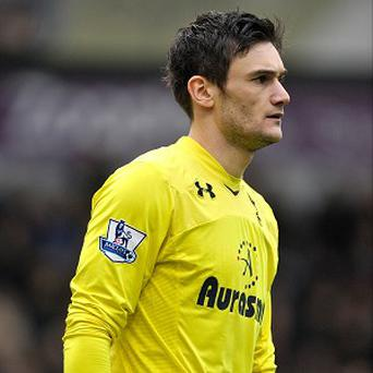 Hugo Lloris signed for Tottenham in the summer from Lyon