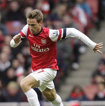 Nacho Monreal insists he is enjoying life with Arsenal