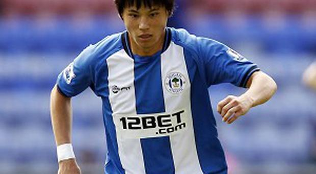Ryo Miyaichi is preparing for a long-awaited return to first-team action at Wigan