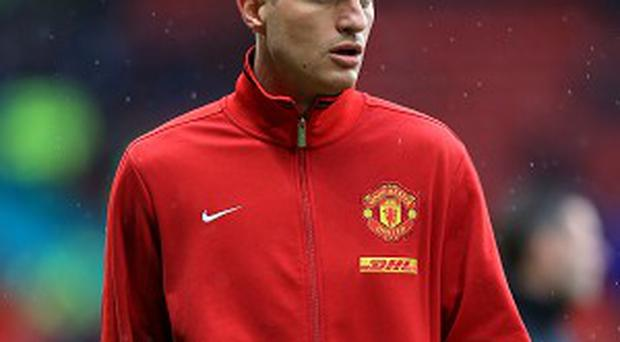Nemanja Vidic put in a great performance against Everton last weekend