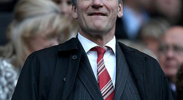 David Gill is leaving Manchester United in June