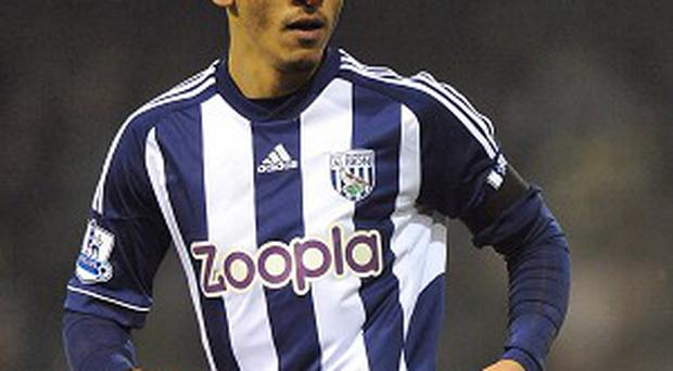 Peter Odemwingie is set to make a return to the West Brom line-up this weekend