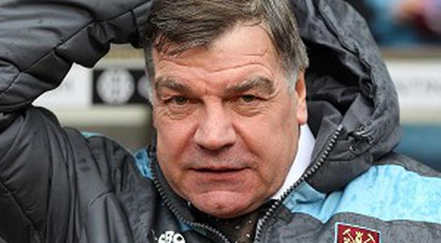 Sam Allardyce believes his side don't have enough games in the coming weeks
