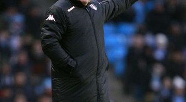 Martin Jol admitted Stoke's physical style is difficult for teams to cope with