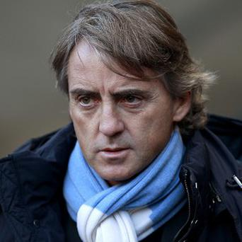 Roberto Mancini has had no issue with his players' effort this term