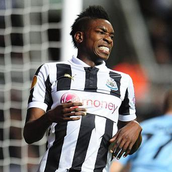 Sammy Ameobi has made 14 senior appearances for Newcastle this season