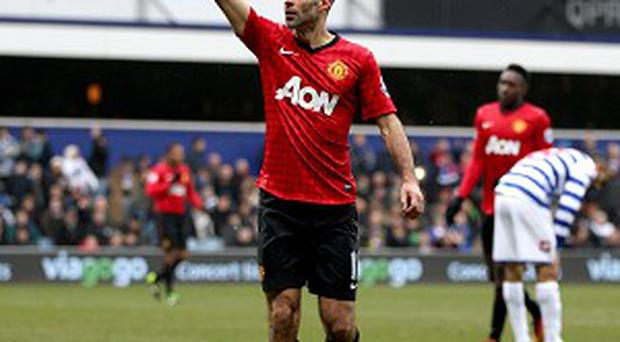 Ryan Giggs has made 999 appearances for Manchester United