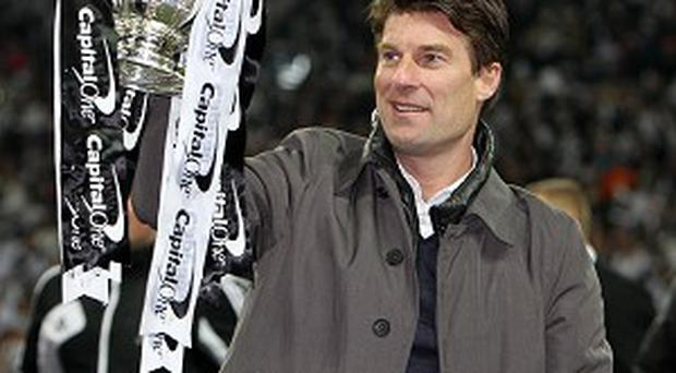 Michael Laudrup's current deal at the Liberty Stadium runs to the summer of 2014