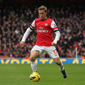 Nacho Monreal produced solid displays in his first taste of Barclays Premier League action against Stoke and at Sunderland