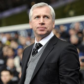 Alan Pardew knows he has to stick to the business model at Newcastle