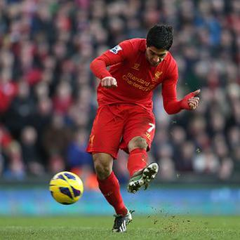 Luis Suarez has been in excellent form this season.
