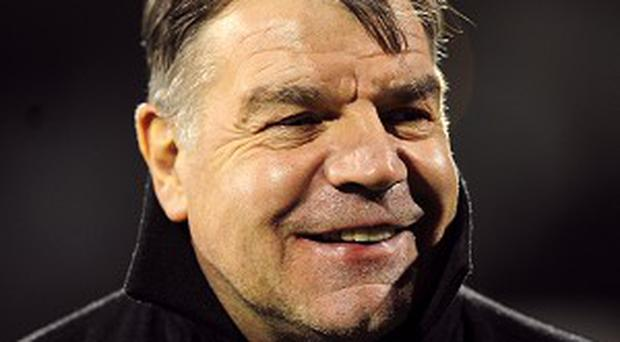 Sam Allardyce was pleased with the 'strength and depth' of the West Ham squad