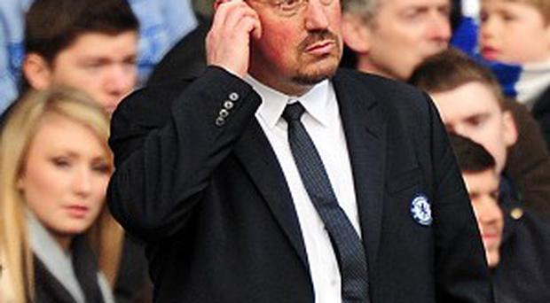 Rafael Benitez insists he is first thinking about the Steaua Bucharest clash