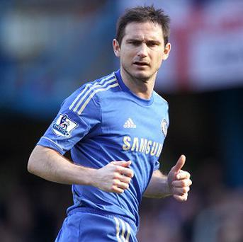 Frank Lampard's current contract with Chelsea expires at the end of the season