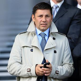 Nicola Cortese is not a fan of financial regulations in football