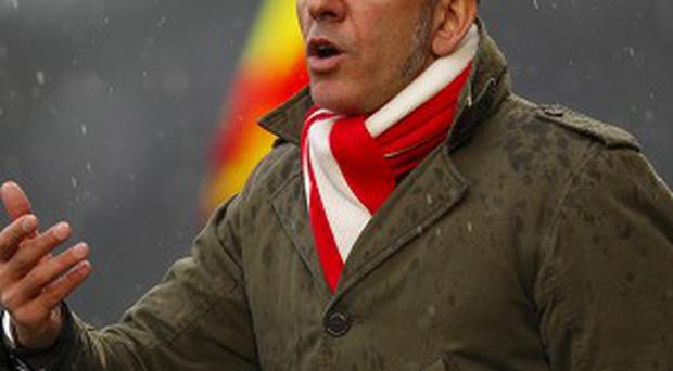 Paolo Di Canio is being heavily linked with the Reading job