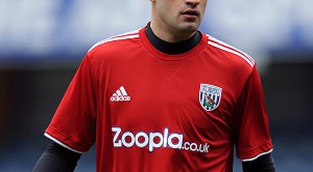 Boaz Myhill has signed a new two-year contract at West Brom