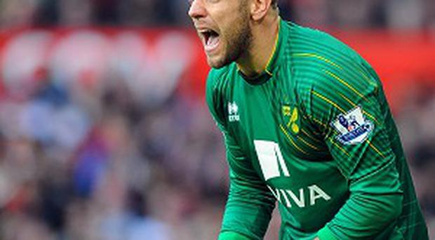 Mark Bunn insists talk of Norwich staying up is premature